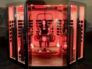 infrared light therapy for pain